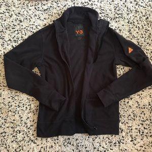 Y-3 Fleece Zip-up